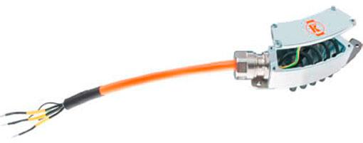 Kessler Steckverbinder für Torquemotoren