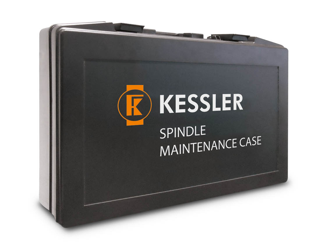 Kessler Spindle maintenance case