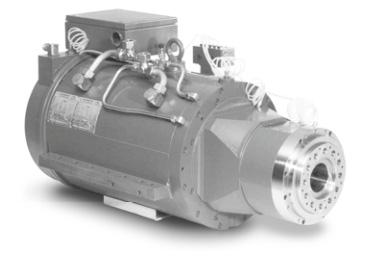 Kessler Motor spindle