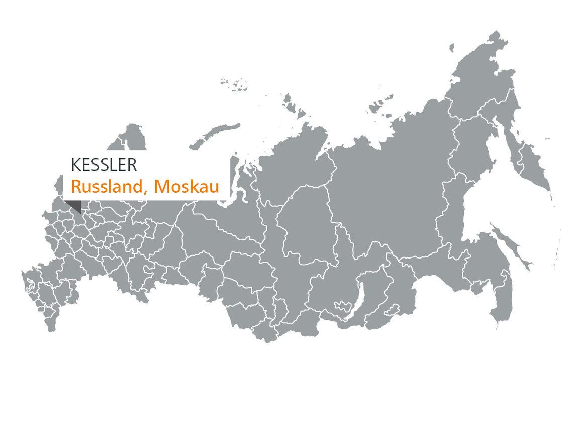 KESSLER OST GmbH, Russland, Moskau