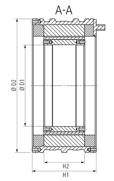 Kessler Torquemotoren