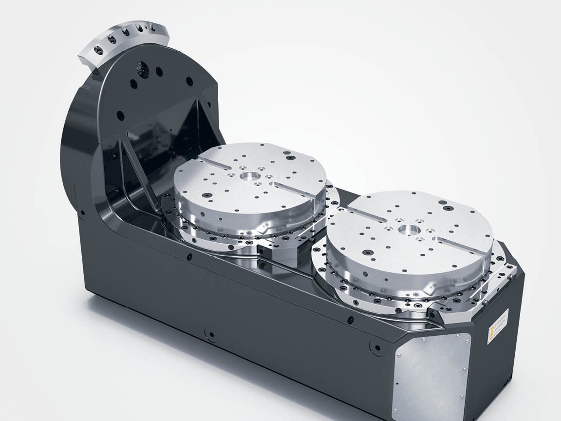 rotary tilt table