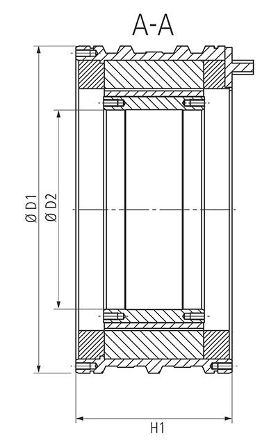 Kessler torque motors